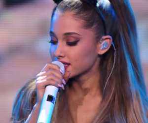 ariana grande, lq, and low quality image