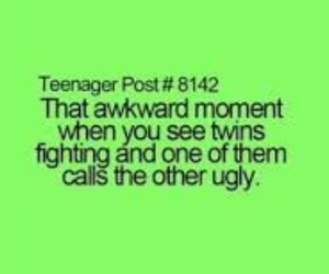 funny, really, and twins image