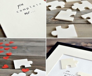 diy, pieces, and puzzle image