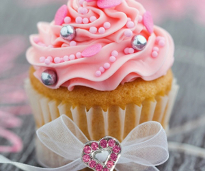 cake, cup cake, and cupcake image