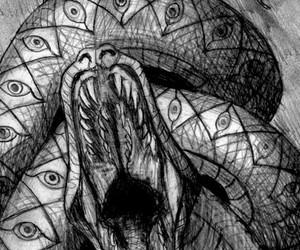 awesome and snake image
