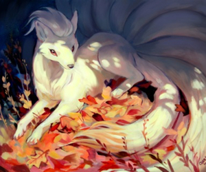pokemon and ninetales image