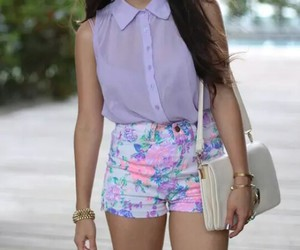 dream outfit, purse, and girl image