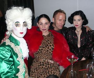 dandy, Dita von Teese, and fabulous image