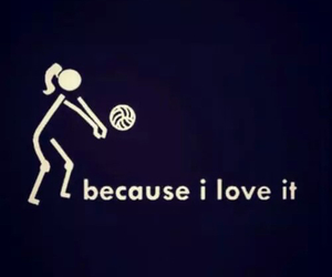 forever and volley ball image