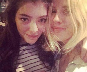 Ellie Goulding and lorde image
