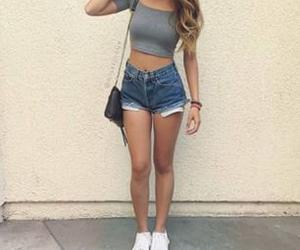 girl, healthy, and skinny image