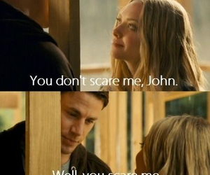 dear john, movie, and amanda seyfried image