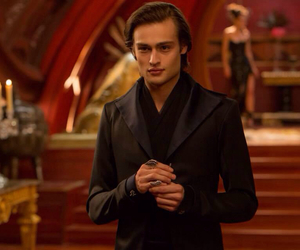 handsome, douglas booth, and jupiter ascending image