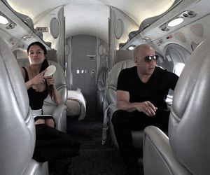 michelle rodriguez, Vin Diesel, and fast and furious image