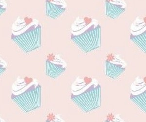 wallpaper, background, and cupcake image