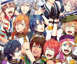 anime, uta no prince-sama, and utapri image