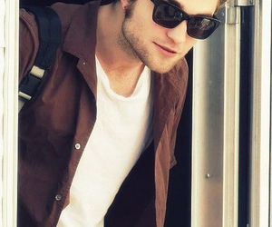 robert pattinson and handsome image