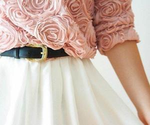 fashion, rose, and pink image