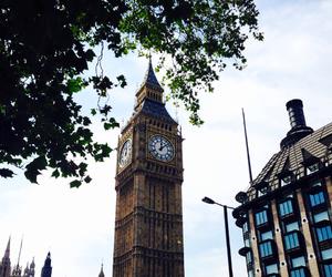 beautiful, Big Ben, and landscape image