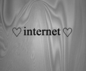 internet, grunge, and tumblr image