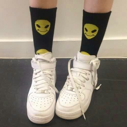 grunge, alien, and pale image