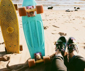 beach and vans image