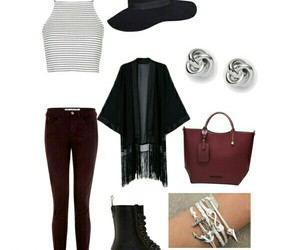 burgundy, fashion, and hat image