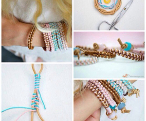 bracelet, colores, and colours image