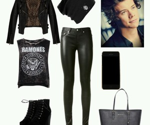 fashion, styles, and badgirl image