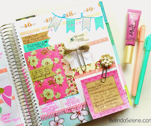 agenda and planner image