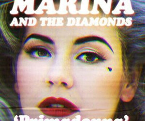 primadonna, marina and the diamonds, and marina image