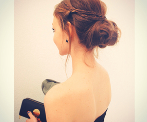 braid, cute, and classy image
