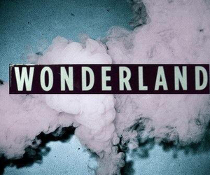 alone, hipster, and wonderland image