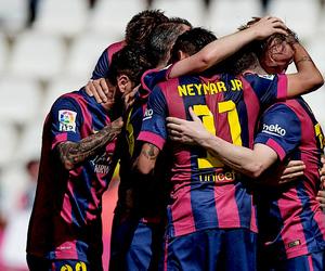 Barca and neymar jr image