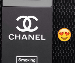 chanel, iphone, and cover image