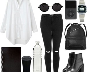 beauty, Polyvore, and love image