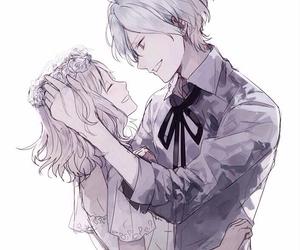 anime, diabolik lovers, and yui image