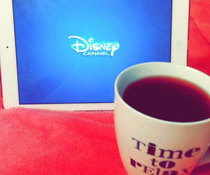 disney, tea, and disney channel image