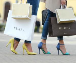 fashion, gucci, and shopping image