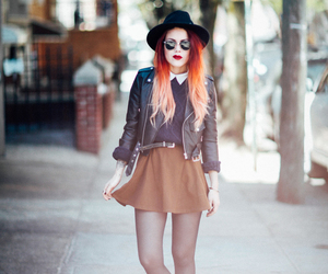 alternative, fashion, and grunge outfit image
