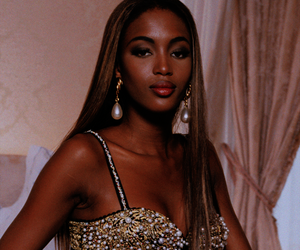 Naomi Campbell, 90s, and beauty image