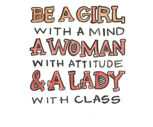 woman, attitude, and lady image