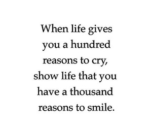 cry, life, and quotes image
