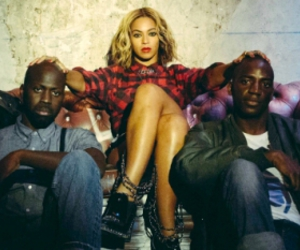 flawless, beyoncé, and queen bey image