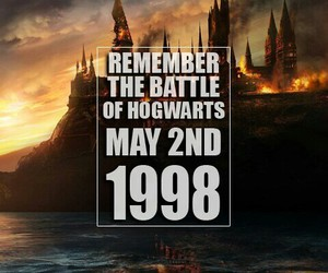 harry potter, 1998, and battle image