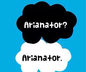 ariana grande and arianator image