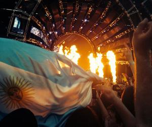 amazing, lights, and argentina image