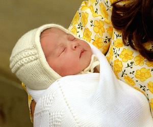 princess, kate middleton, and royal baby image