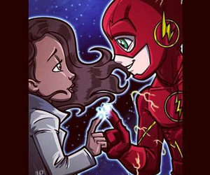 flash and the flash image