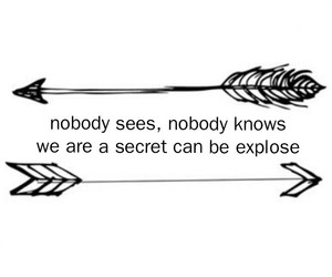nobody, tekst, and quotes image