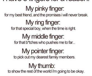 fingers, quote, and funny image