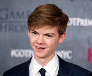 thomas sangster, game of thrones, and the maze runner image