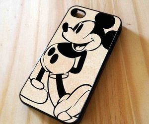 case, black and white, and iphone image