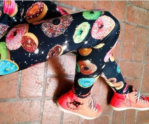 donuts and leggins image
